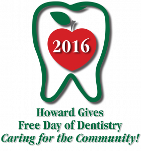 Howard Gives, Free Day of Dentistry 2016