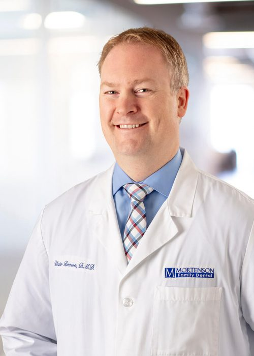 Dr. Blair Brown