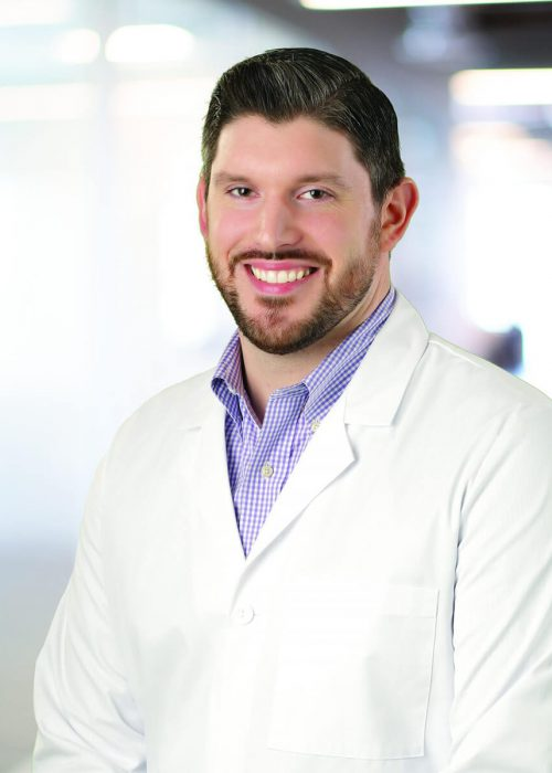 Dr. Brandon James