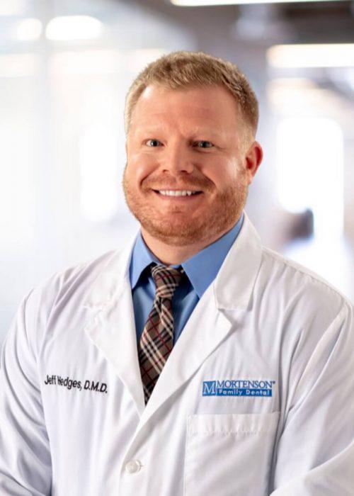 Dr. Jeff Hedges