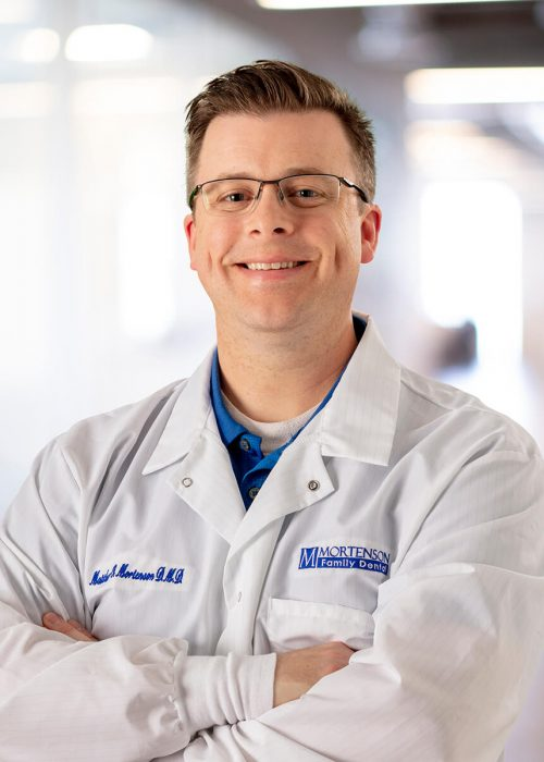 Dr. Matthew Mortenson
