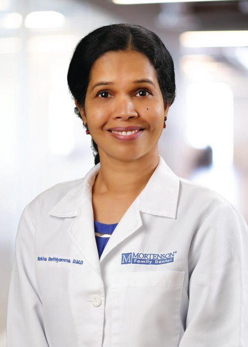 Dr. Rekha Rethiyamma