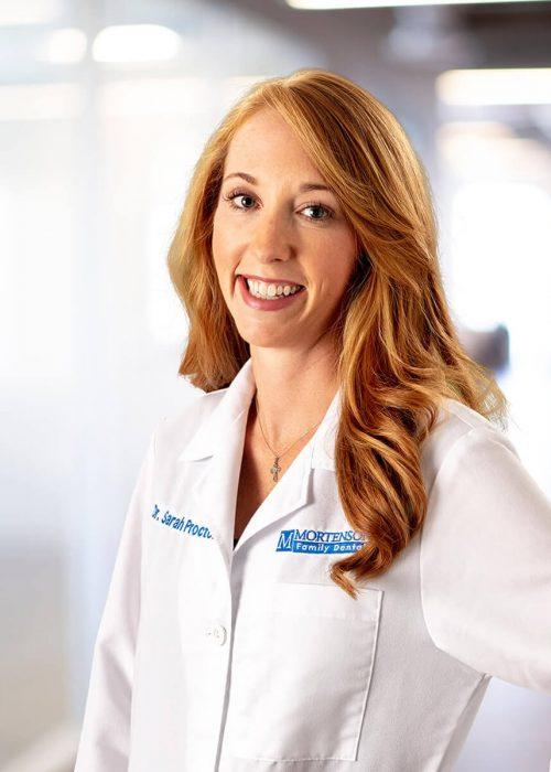 Dr. Sarah Proctor