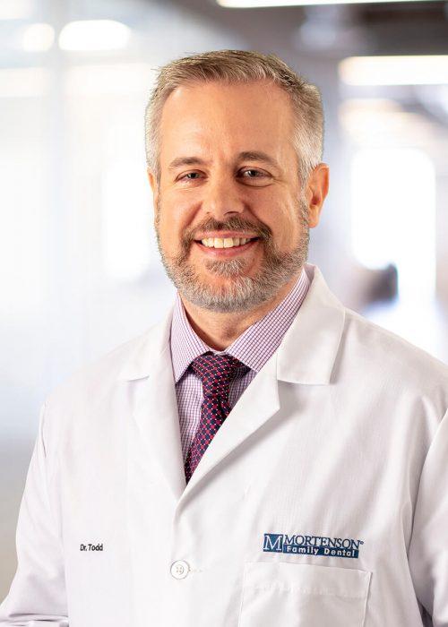 Dr. Todd Mortenson