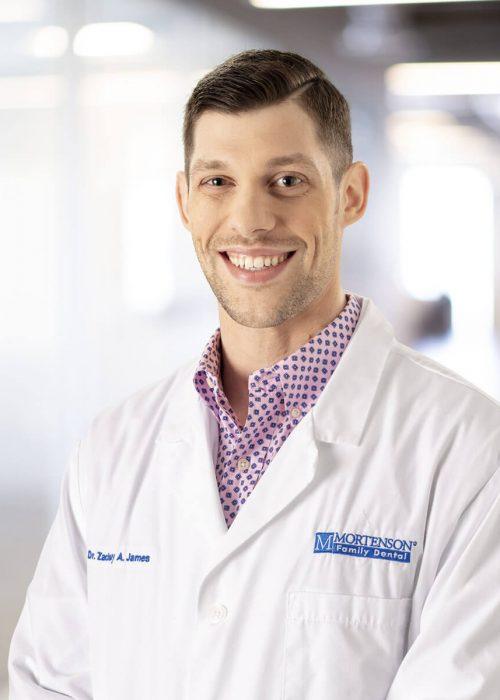Dr. Zachary James